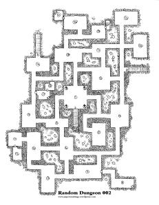 Random Dungeon 002